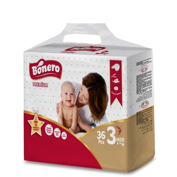 Bonero Twin Pack Midi 36 Pcs